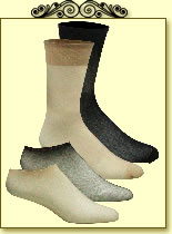 Try-On Socks, Kneehi and Foot Socks